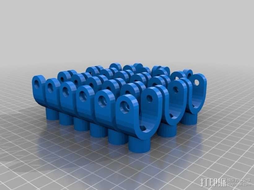 动态艺术:齿轮 3D模型  图24