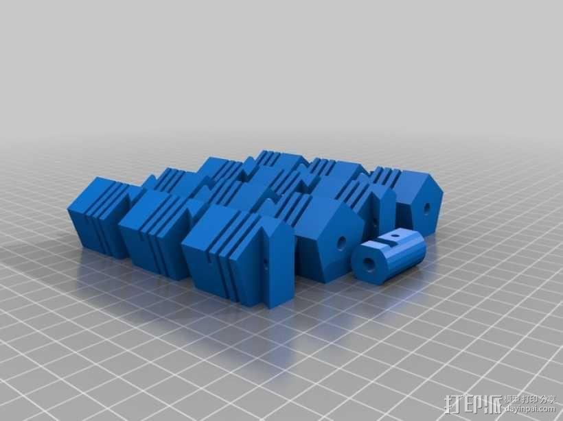 动态艺术:齿轮 3D模型  图25