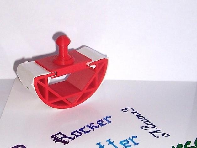 个性化吸墨器 3D模型  图1