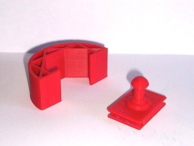个性化吸墨器 3D模型  图3