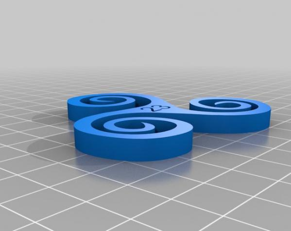 CGS凯尔特人标志 3D模型  图5