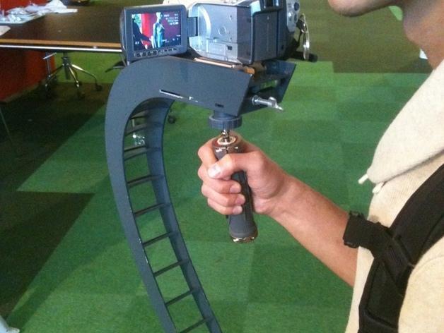 摄影机稳定器 3D模型  图5