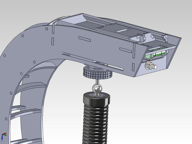 摄影机稳定器 3D模型  图9