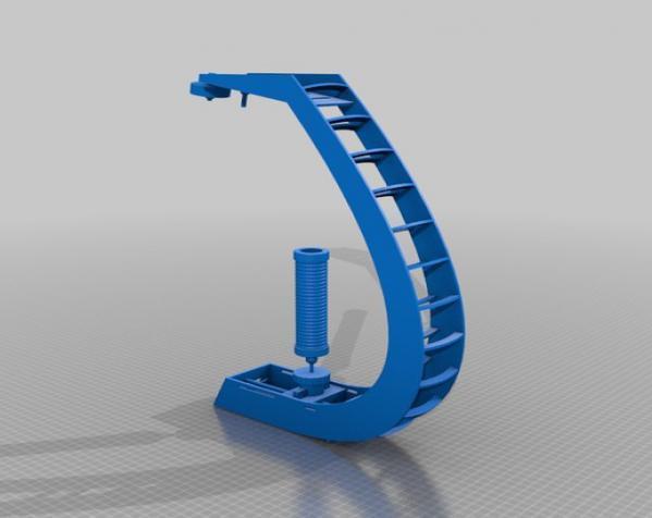 摄影机稳定器 3D模型  图12