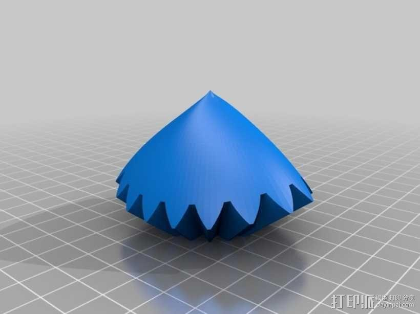 心形齿轮 3D模型  图8