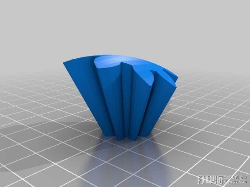 心形齿轮 3D模型  图13