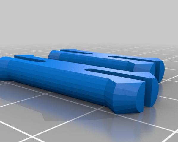 方形立方体齿轮 3D模型  图10