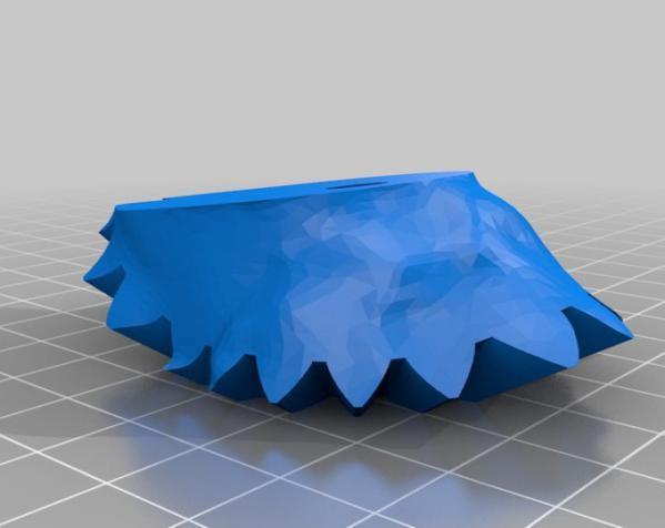 史蒂芬·科尔伯特头像 3D模型  图4