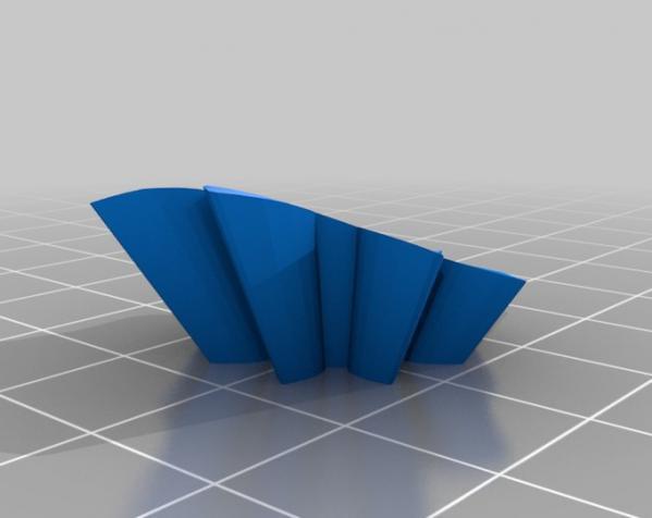 史蒂芬·科尔伯特头像 3D模型  图5