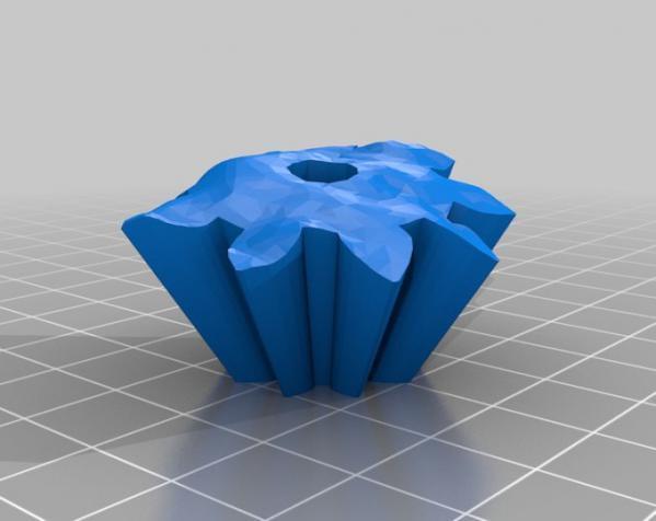 史蒂芬·科尔伯特头像 3D模型  图6