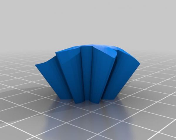 史蒂芬·科尔伯特头像 3D模型  图10
