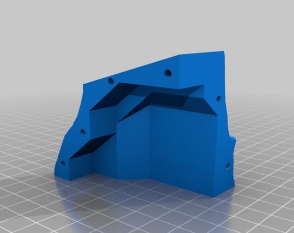 Makerbot创始人Bre Pettis头像 3D模型  图5