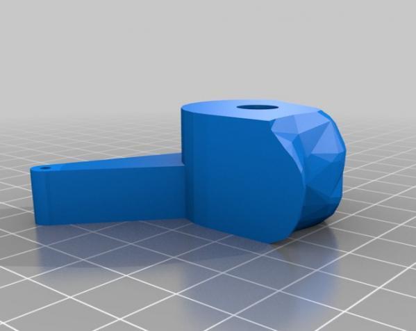 Makerbot创始人Bre Pettis头像 3D模型  图12