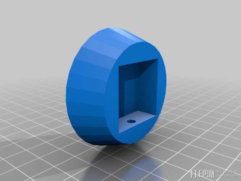 游戏赢家奖杯 3D模型  图4