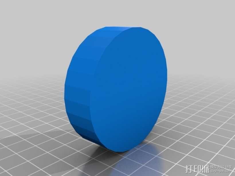 游戏赢家奖杯 3D模型  图6