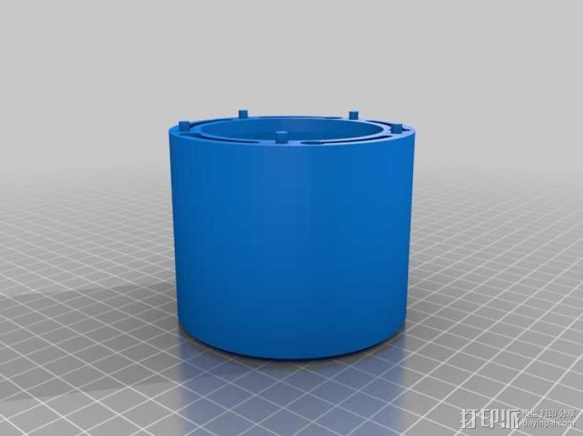 虹膜盒v3 3D模型  图9