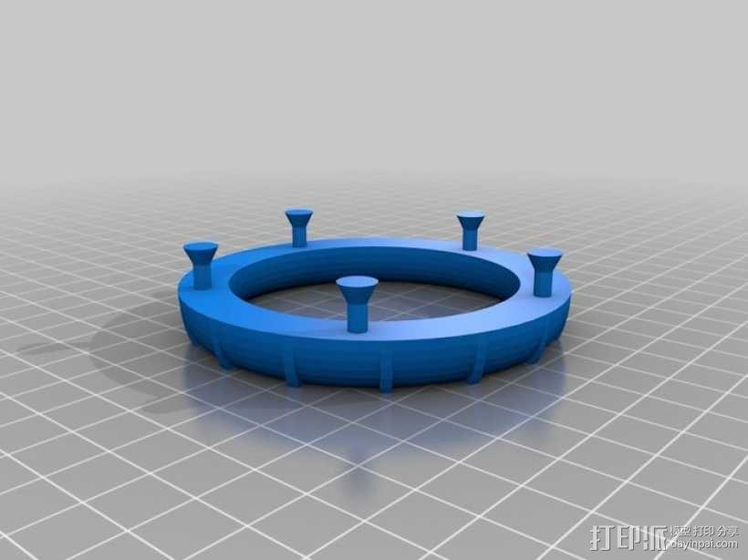 虹膜盒v3 3D模型  图11