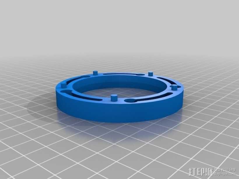 虹膜盒v3 3D模型  图12