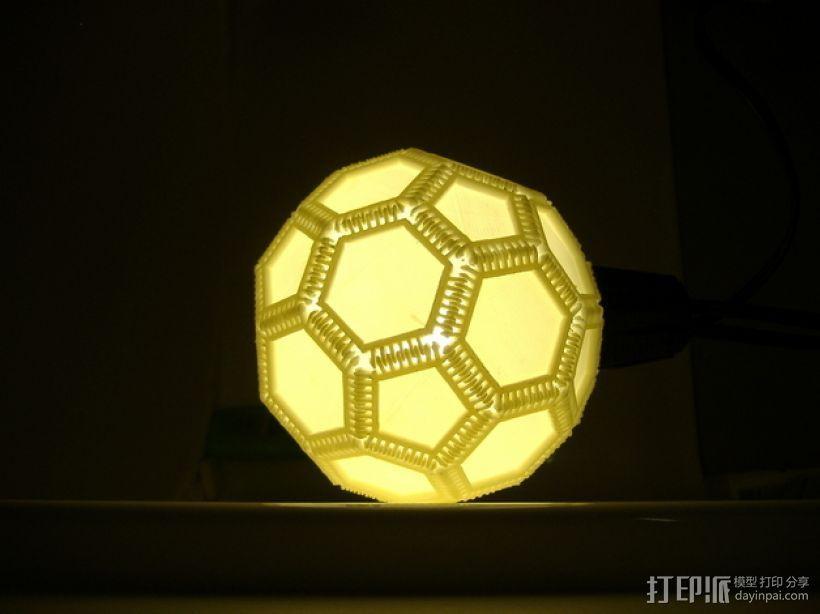 多边形镂空小球 3D模型  图5