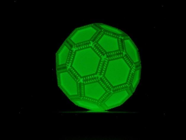 多边形镂空小球 3D模型  图6