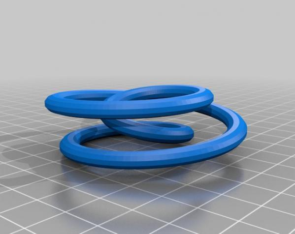 Matlab滚珠运行轨道 3D模型  图7