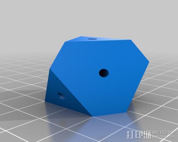 圆柱形齿轮 3D模型  图5