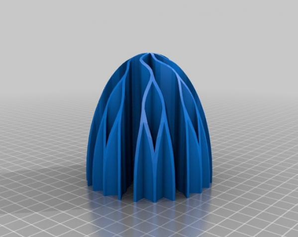 垂柳Rev 0 3D模型  图1