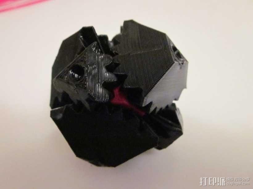 齿轮立方体 3D模型  图2