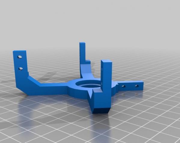 橡皮筋齿轮装置 3D模型  图6