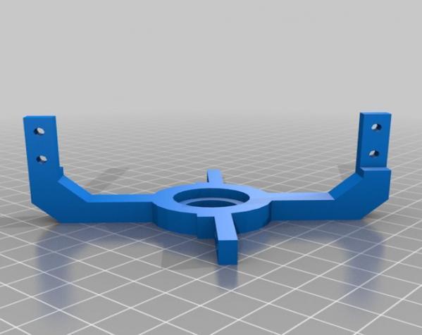 橡皮筋齿轮装置 3D模型  图8