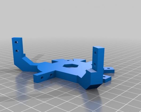 橡皮筋齿轮装置 3D模型  图11