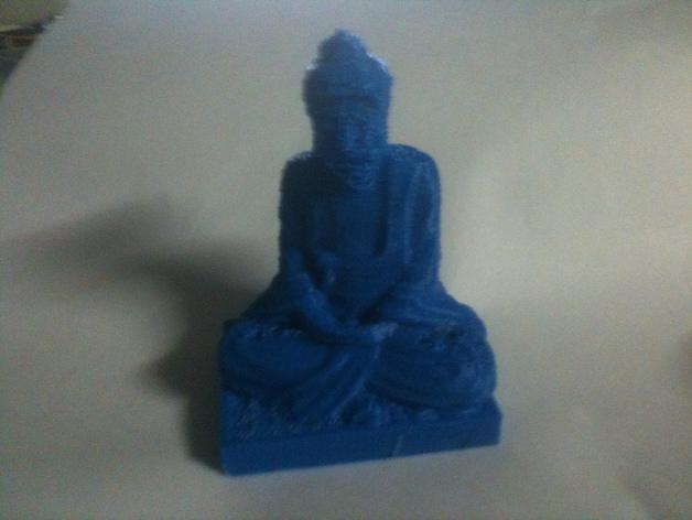佛陀 3D模型  图1