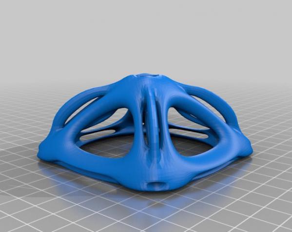 自行车头盔 3D模型  图4