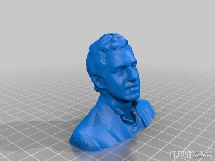 普通大众头像 3D模型  图7