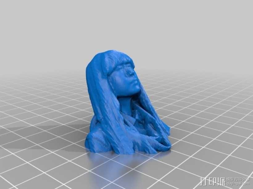 普通大众头像 3D模型  图8