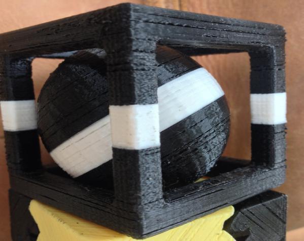 小球立方体 3D模型  图2