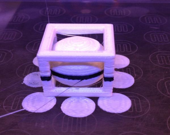 小球立方体 3D模型  图3