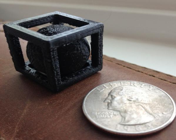 小球立方体 3D模型  图4