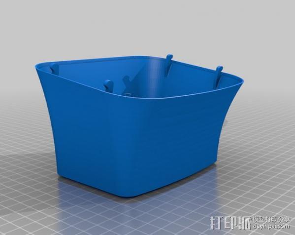 Pixoxos打印机 3D模型  图5