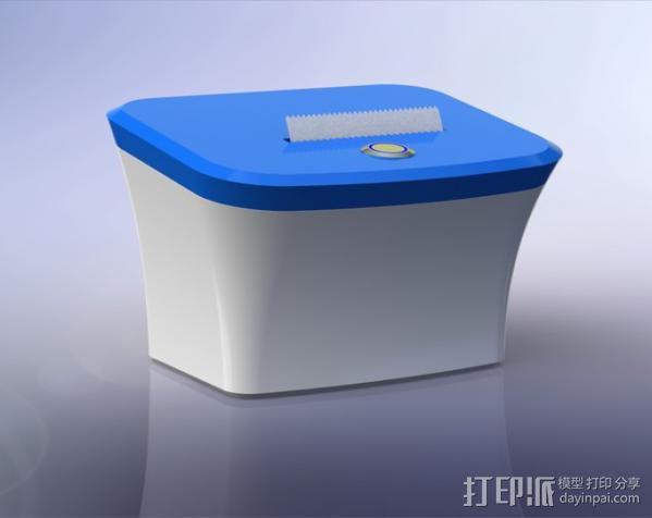 Pixoxos打印机 3D模型  图7