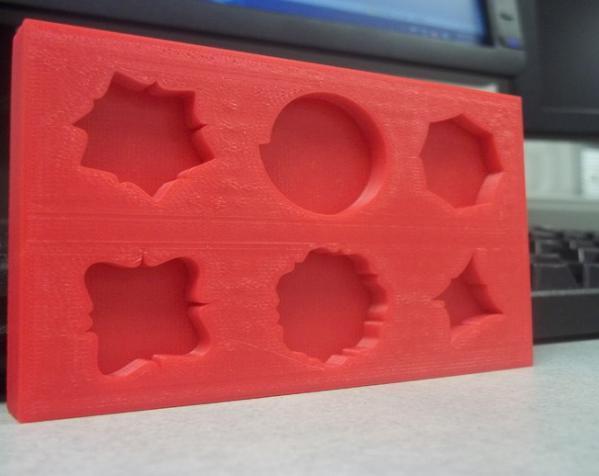 参数化 模型模具 3D模型  图4