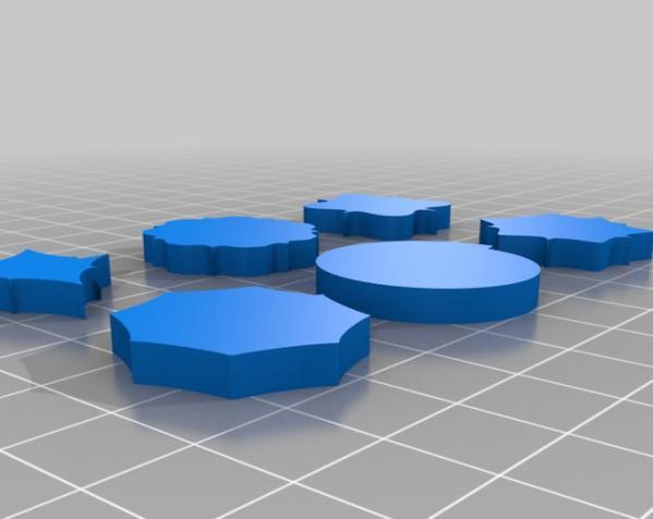 参数化 模型模具 3D模型  图11