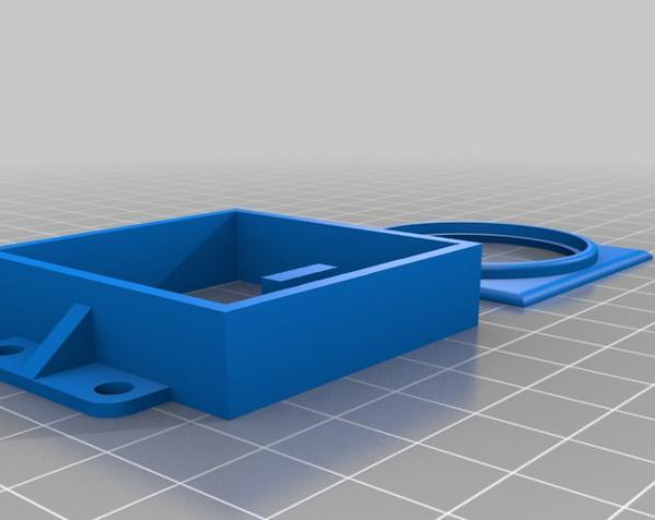 BlinkM掌中灯 3D模型  图1