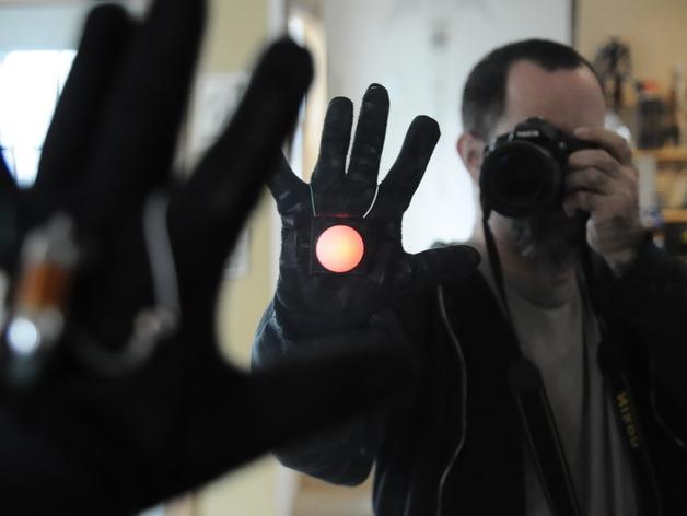 BlinkM掌中灯 3D模型  图2