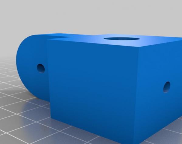 笔座 3D模型  图2
