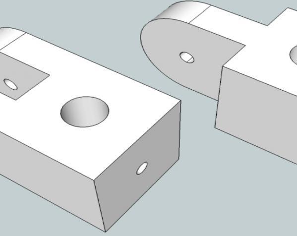 笔座 3D模型  图4