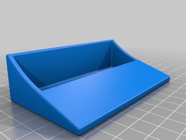 名片盒  3D模型  图1