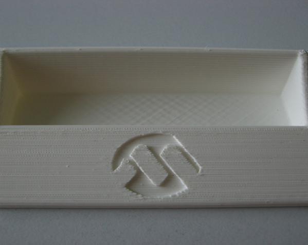 名片盒  3D模型  图2