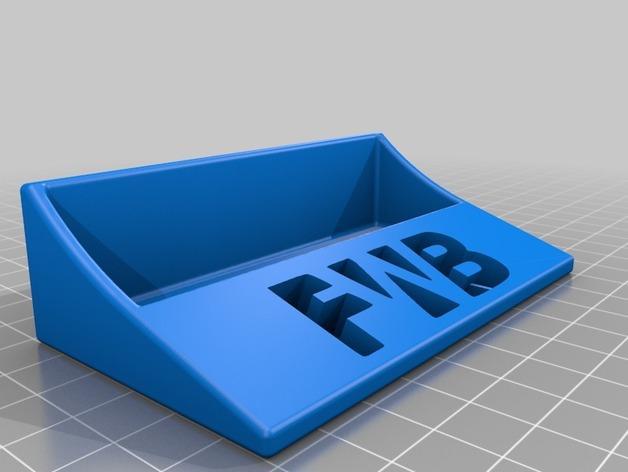 名片盒  3D模型  图6