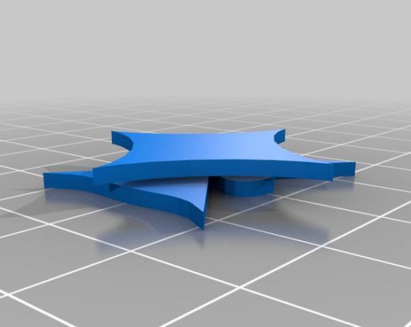 个性化圆形吊坠 3D模型  图7